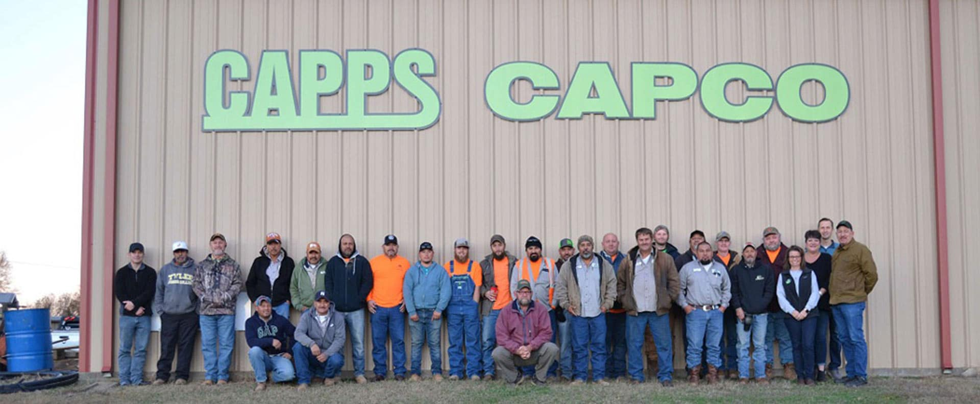 About Capps-Capco Construction Services